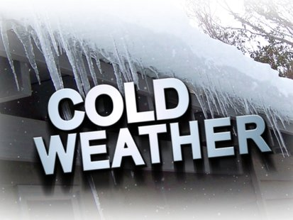 The National Weather Service says it could be dangerously cold early today, and then become dangerous to drive later today when  blowing and drifting snow could result in white-outs on area roadways.