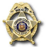Sawyer County Sheriff's Dept Badge