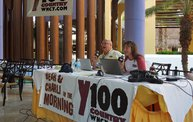 Y100's Great Escape 2014 - Tuesday 16