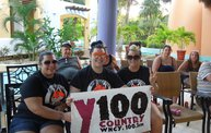 Y100's Great Escape 2014 - Tuesday 13