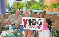 Y100's Great Escape 2014 - Tuesday 26