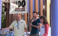 Y100's Great Escape 2014 - Tuesday 22