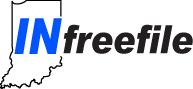 Indiana Free File logo