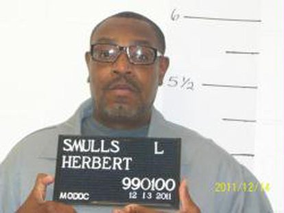 Herbert Smulls, 56, who was scheduled to be executed, on January 29, 2014 is shown in this Missouri Department of Corrections photo. REUTERS