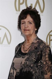 "Philomena Lee, whose life was featured in the Oscar Best Picture nominated film ""Philomena"", arrives at the 25th Annual Producers Guild of A"