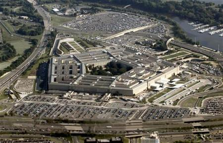 The U.S. Defense Department and General Services Administration on Wednesday mapped out six broad reforms to improve the cybersecurity of more than $500 billion dollars. (REUTERS/Jason Reed)