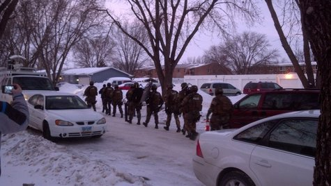 Red River Valley Swat team