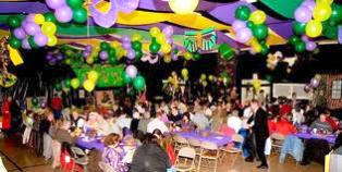 St Charles Mardi Gras auction