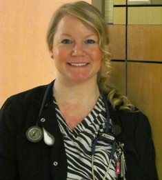 Tara Coats, Community Health Center of Branch County December 2013 Employee of the Month