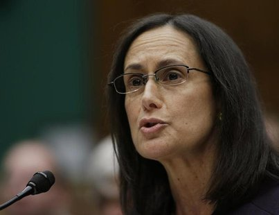 Attorney General for the State of Illinois Lisa Madigan testifies before the House Energy and Commerce Subcommittee on protecting consumer i