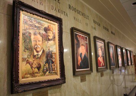 North Dakota Roughrider Hall of Fame
