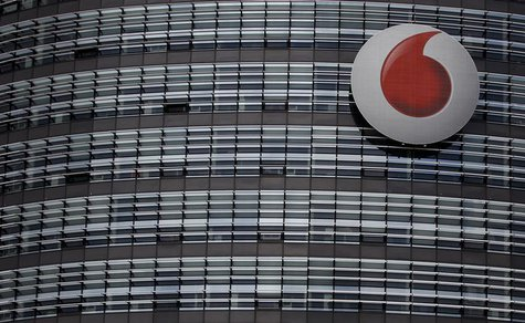 The headquarters of Vodafone Germany are pictured in Duesseldorf September 12, 2013. REUTERS/Ina Fassbender