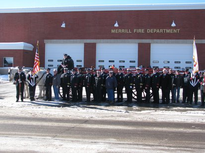 Merrill Fire Department