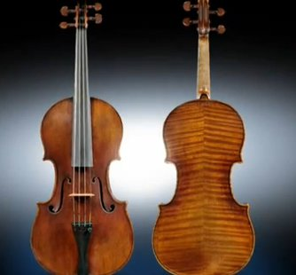 Stradivarius Violin stolen in Milwaukee (Photo from: YouTube)