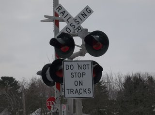 Railroad Crossing  Photo: Terry Pezl-Midwest Communications