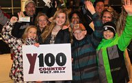 Y100 Presented the Zac Brown Band :: Resch Center :: 2/6/14 8