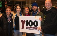 Y100 Presented the Zac Brown Band :: Resch Center :: 2/6/14 3