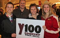 Y100 Presented the Zac Brown Band :: Resch Center :: 2/6/14 24