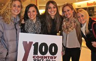 Y100 Presented the Zac Brown Band :: Resch Center :: 2/6/14 21
