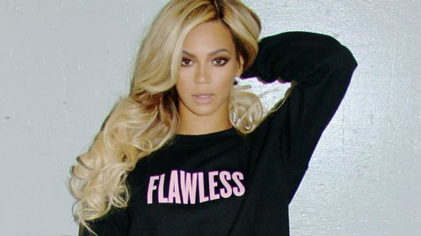 Image courtesy of Courtesy of Beyonce's Tumblr (via ABC News Radio)