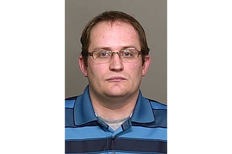 Chance Ujazdowski (Photo from: Outagamie County Jail).