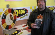 Q106 at Hungry Howie's (2-7-14) 8