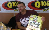 Q106 at Hungry Howie's (2-7-14) 1
