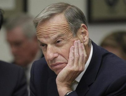 Former San Diego Mayor Bob Filner is pictured during his sentencing hearing in San Diego, California, December 9, 2013. REUTERS/John Gastald
