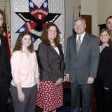 Senator Tim Johnson is now accepting applications for summer internship positions. (johnson.senate.gov)