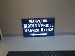 Wahpeton Motor Vehicle Office