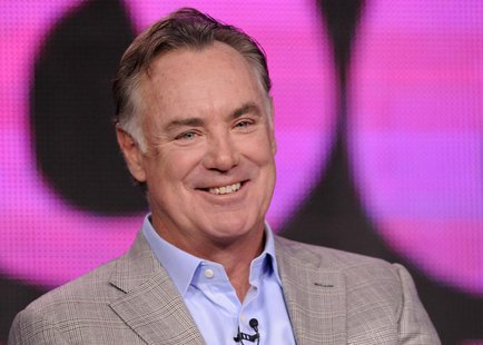 """Miracle on Ice"" hockey team member Jim Craig takes part in a panel discussion of National Geographic Channel's ""The 80s"" during the 2013 Wi"