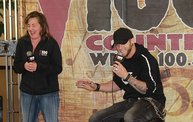 Brantley Gilbert :: Y100 Meet & Greet 11