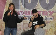 Brantley Gilbert :: Y100 Meet & Greet 6