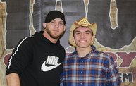 Brantley Gilbert :: Y100 Meet & Greet 1