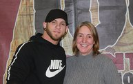 Brantley Gilbert :: Y100 Meet & Greet 25