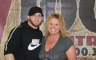 Brantley Gilbert :: Y100 Meet & Greet 16