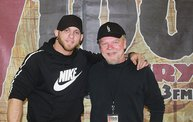 Brantley Gilbert :: Y100 Meet & Greet 8