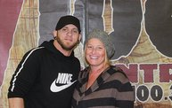 Brantley Gilbert :: Y100 Meet & Greet 5