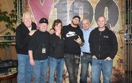 Brantley Gilbert :: Y100 Meet & Greet 2