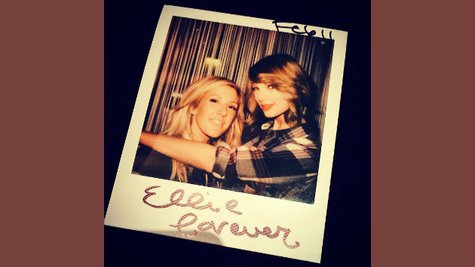 Image courtesy of Image Courtesy Taylor Swift via Instagram (via ABC News Radio)