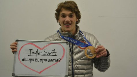 Image courtesy of Image Courtesy NBC Olympics via Twitter (via ABC News Radio)