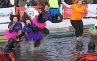 Special Olympics Polar Plunge in Oshkosh with WIXX 20