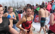 Special Olympics Polar Plunge in Oshkosh with WIXX 15
