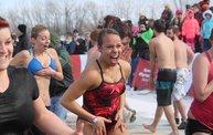 Special Olympics Polar Plunge in Oshkosh With Y100 9