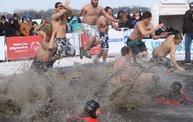 Special Olympics Polar Plunge in Oshkosh with WIXX 13