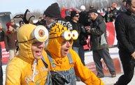 Special Olympics Polar Plunge in Oshkosh with WIXX 29
