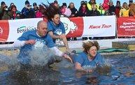 Special Olympics Polar Plunge in Oshkosh with WIXX 26