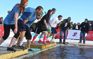 Special Olympics Polar Plunge in Oshkosh with WIXX 25