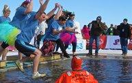 Special Olympics Polar Plunge in Oshkosh with WIXX 24