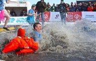 Special Olympics Polar Plunge in Oshkosh with WIXX 23